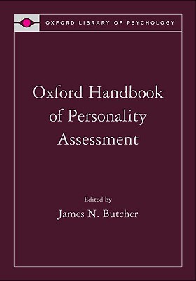 Oxford Handbook of Personality Assessment By Butcher, James N. (EDT)
